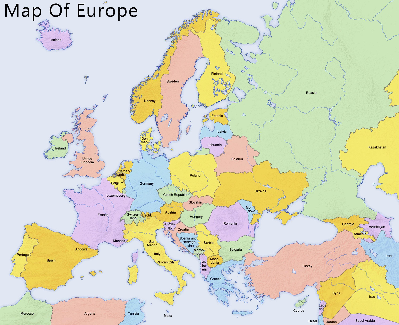 Kartta Kyproksen Ja Ymparoivien Maiden Kartta Kyproksen Ja